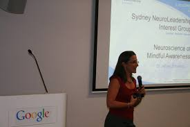 neuroleadership presentation training and coaching solutions neuroleadership presentation at google for sydney local interest group