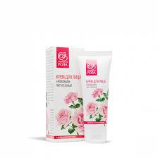 """<b>Питательный крем для лица</b> """"Розовый"""" на основе гидролата розы"""