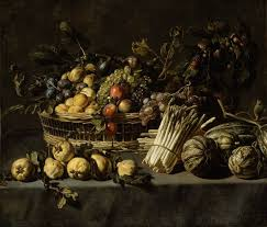 vegetables and a basket of fruit on a table frans snyders oil painting