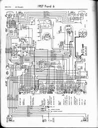 ford wiring diagrams index of wiring diagrams for 1957 1965 ford 1957 6 cyl all models