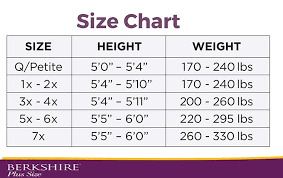 Plus Size Size Chart Berkshire Womens Plus Size Queen All Day Sheer Non Control Top Pantyhose Sandalfoot 4416
