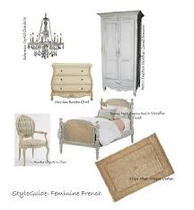 furniture style guide. StyleGuide: French Master Bedroom Furniture Style Guide I