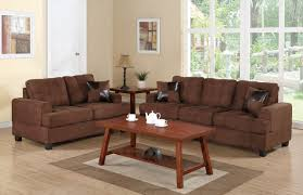 Living Room Furniture For Less Sniatyn 2piece Living Room Set Upholstered In Plush Micro Fiber