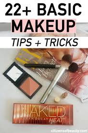 22 basic makeup tips and tricks