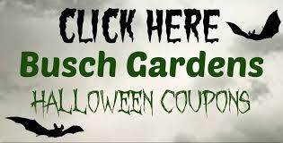 busch gardens promo code. Simple Promo HowloScream At Busch Gardens Discount Coupons On Promo Code L