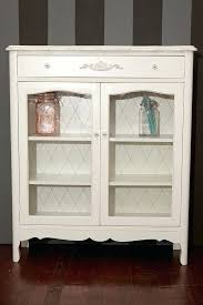 china cabinets with glass doors small french cabinet with glass doors white small china cabinet or bookcase white wave vintage antique china cabinet with