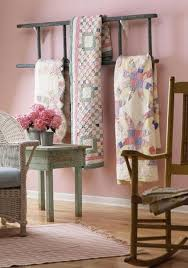 Decorating With Quilts | AllPeopleQuilt.com & A Step Above Adamdwight.com