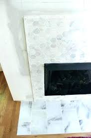 marble tile fireplace surround marble tile fireplace surround