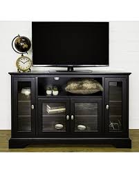 tall tv console. WE Furniture 52\ Tall Tv Console