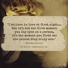 Love At First Sight Archives The Minds Journal Mesmerizing Quotes About Love At First Site