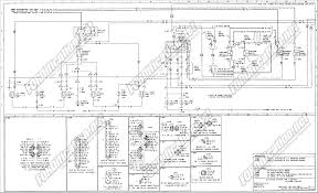 1973 1979 ford truck wiring diagrams & schematics fordification net 1979 ford f150 fuse box diagram at 1979 Bronco Wiring Diagram