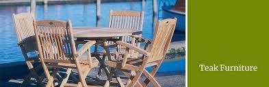 outdoor teak furniture sets