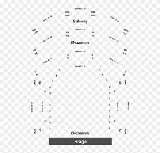 Event Info Rabobank Theater Seating Chart Hd Png Download