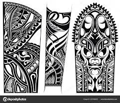 этнических абстрактные узоры татуировка украшение вашей руки стиле