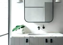 black framed bathroom mirrors. Metal Frame Mirror Bathroom Best Black Framed Mirrors B