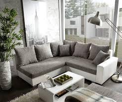 Moderne Eckcouch Grau | gerakaceh.info