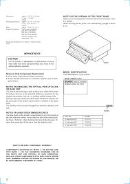 sony cdx m600 cdx m650 repair handbook of car audio system sony cdx m600 cdx m650