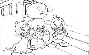Mickey Mouse Clubhouse Halloween Coloring Pages Fondos De Pantalla