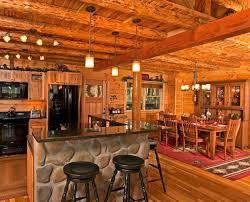 Interior Design Log Homes Cool Design Ideas