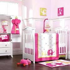 pink and gray elephant crib bedding pink elephant crib bedding set image of budget baby bedding