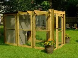how to build a dog run making the perfect enclosure for your best friend