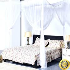 canopy beds with drapes – Seachal