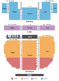 Thousand Oaks Performing Arts Center Seating Chart 54 Paradigmatic Nashville Performing Arts Center Seating Chart