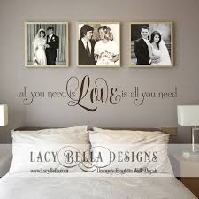 master bedroom art. Simple Master Elegant Master Bedroom Art Ideas With Regard To Beatles Song Lyric Wall  Decal Quote Home Decorating Intended S