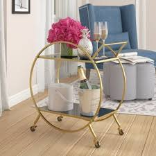 Kiven Bar Cart