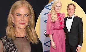 Nicole Kidman reveals secret marriage as husband Keith Urban shuns ...