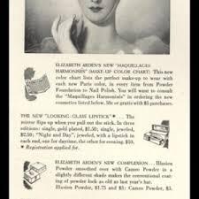 1936 Elizabeth Arden Make Up Vintage Ad Vtg Ads Com
