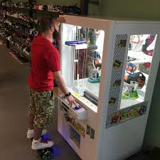Game Vending Machines Classy Sneaker Head Arcade Lace Lab Explores Sneaker Vending Machines