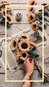Iphone Aesthetic Tumblr Flower ...