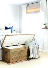 Bed Storage Bench Foot Of Adorable End With Best