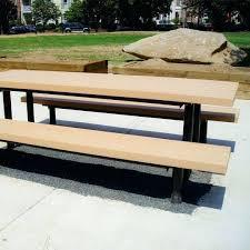 gleneagles 8 seater picnic table