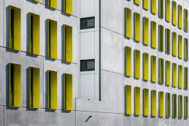Studentenwohnheim Upper West Side Ulm Deutsche Bauzeitschrift