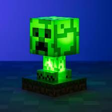 Minecraft Creeper Icon Desk Light ...