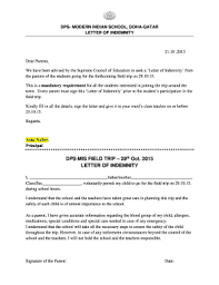 Permission Letters Template 18 Printable Permission Letter For School Trip From Parents