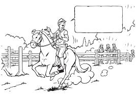 Kleurplaat Amika En Haar Paard Merel Studio100 1817