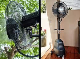7 best outdoor misting fans aug 2021