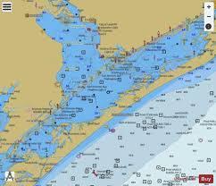 Espiritu Santo Bay To Carlos Bay Side A Marine Chart
