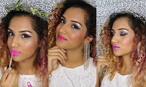 glam mac cosmetics makeup tutorial mac cosmetics full makeup look gehna advani