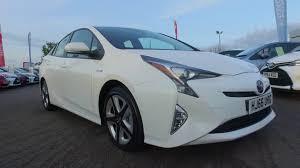 Pinkstones Toyota Used Car of the Week - Toyota Prius Excel Hybrid ...