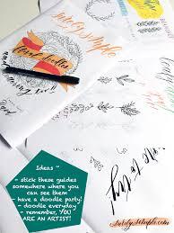 free surely simple fl doodles worksheet via surely simple