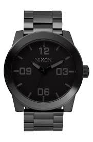 nixon the corporal bracelet watch 48mm nordstrom