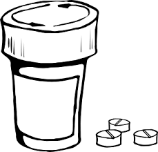 tablet clipart black and white. prescription%20clipart tablet clipart black and white