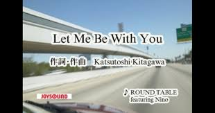 let me be with you round table featuring nino 動画を見るならdtv 公式サイト