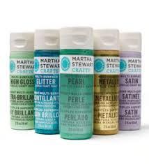 Martha Stewart Crafts Pearl Paint