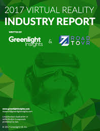 Report Cover Page Beauteous Virtual Reality Industry Report Spring 44