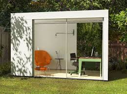 office in the garden. Exellent The While The Tiny House Movement Is Big In USA So Shedworing Cover  One Of Newer Entrants To Garden Office Market  On Office In The Garden A